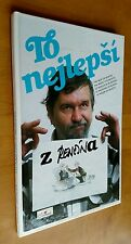 The Best of Vladimir Rencin Caricatures Cartoons Humor In Czech English 1991