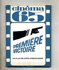 CINÈMA 65-Le Guide Du Spectateur N. 96#Federation Francaise des Cinè Clubs 1965