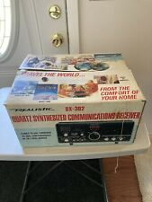 Realistic Courts Synthesized Communication Receiver DX- 302