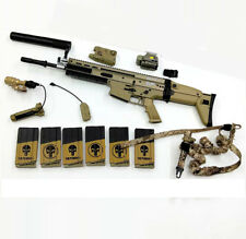 Mini Times toys M012 1/6 Scale MK17 Rifle Set US Navy Special Forces Seal Team