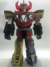 "RARE Power Rangers Fisher Price Imaginext giant Megazord HUGE 27"" figure"