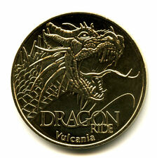 63 VULCANIA Dragon Ride, 2012, Monnaie de Paris