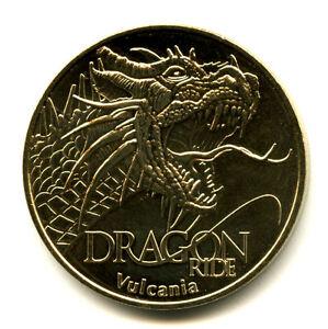 63 VULCANIA Dragon Ride, 2021, Monnaie de Paris