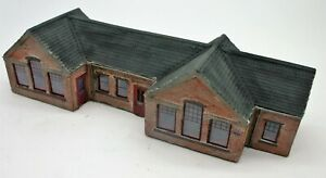 Detailed Model Railway Station For HO / OO 2