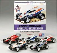 TAMIYA 1/32 Racer Mini 4WD Special Selection Memorial Box Vol.2 F/S Japan New