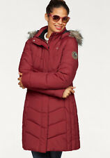 Icepeak Wintermantel »PAIVA« rostrot. Gr. 38. NEU!!! KP 129,99 €