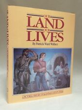 Our Land Our Lives Limited Signed History McLennan County Texas Waco TX Area