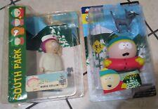 South Park Cartman + Nurse Gollum figure set Mezco Mirage Loose in Package