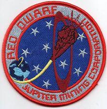 PARCHE ENANO ROJO JUPITER MINING CORPORATION  RED DWARF SPACE  PARCHE