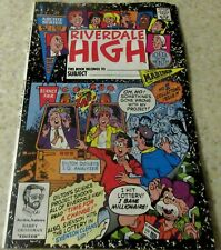 Riverdale High 1 (NM 9.4) 1990 Archie!