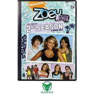 Zoey 101 Season 2 Region 1 DVD [T]