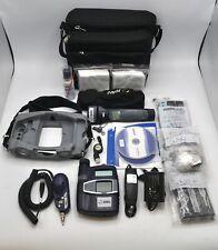 JDSU HP3 Zp-fit-9050-02 Fiber Optics Microscope Kit w/ VP-60 + Extras Viavi