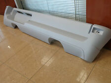 BF FORD XR6/XR8 UTE REAR BUMPER BAR ***SUITS TWIN EXHAUST***