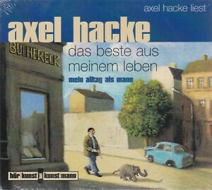 Das Beste aus meinem Leben. CD | Axel Hacke | 2003 | deutsch | NEU