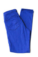 AG Adriano Goldschmied Womens Jeans Size 28 Blue Cotton Mid Rise Cigarette