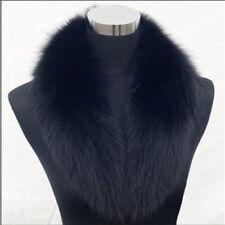 Ladies' Artificial Faux Fur Collar Trim Hood Scarf Fluffy Shawl Wrap Furry Shawl