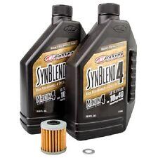 Tusk / Maxima Oil Change Kit KAWASAKI KX450F 2006-2015 oil filter synblend4