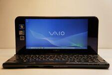 Sony Vaio P Black (P11S1) Z540 Processor! + Case!