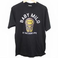 G102 2008 Bape A Bathing Ape Baby Milo Ape Tee Shirt Made In Japan Size Medium