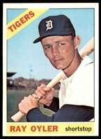 1966 Topps Roy Oyler Detroit Tigers #81