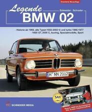 Legende BMW 02 von Hans J. Schneider und Halwart Schrader (2014, Gebundene Ausgabe)