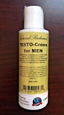 NATURAL RADIANCE Testo-Creme for Men Testosterone booster all natural