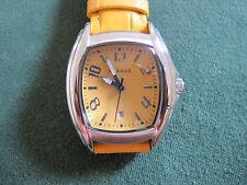 #389 PRAGUE ladys stainless steel date quartz watch