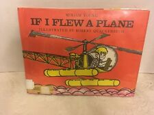 """1970 """" If I Flew A Plane"""" By Miriam Young, Lot 6"""