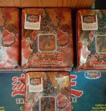 Yu-Gi-Oh! Sealed Elemental Hero Volcanic Doomfire Collector's Tin