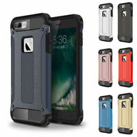 New Slim Hybrid Luxury Shock Proof Armor Case Cover For Apple iPhone 7 Plus
