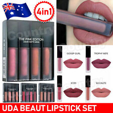 Liquid Lipstick For BEAUTY NUDE LOVE Collection Matte Lipstick Set NEW