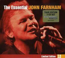 John Farnham - Essential 3.0 [New CD] Australia - Import