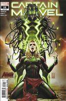 2020 Marvel Comics Captain Marvel #15 Cover A 1st Print
