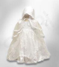 Ropa, calzado y complementos blancos de poliéster de bebé para bebés