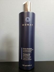 Monat Renew Shampoo Infused with Rejuveniqe 8 fl oz - From Hydration System NEW