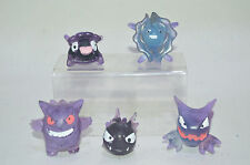 100% TOY MEXICAN PACK MINI FIGURES BOOTLEG POKEMON GHOSTS ACTION FIGURES