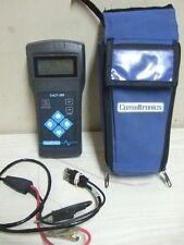 CONSULTRONICS/EXFO Colt 250 ADSL Line DSL Tester Cable Case