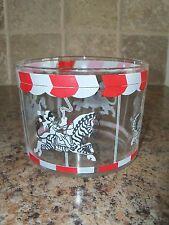"Vintage Hazel Atlas ""Circus"" Ice Bucket Bowl"