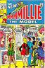 Millie the Model 167 VF/NM (9.0) Hippie Romance 1967 Groovy Mod Marvel Comics