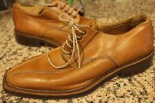 GUIDO FERRI TAN LEATHER OXFORD SHOE SIZE 41(men800