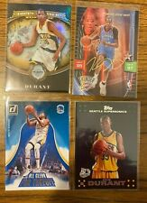 Kevin Durant rc, main set and insert lot.