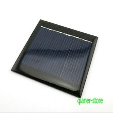 3V 100mA Solar Battery Board 55mm*55mm PV Charge Solor Panels Toy Solor Electric