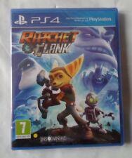 JEU PS4 RATCHET ET CLANK  PS4  (Neuf sous blister) version europeen  Rare !!!