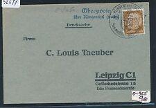 92641) DR > DDR Landpost L2 Oberzwota über Klingenthal (Sachs) DS 1938 Musik