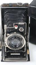 Bentzin Primar 6x9 Plate Camera Zeiss Tessar lens German vintage 120 film holder