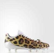 Adidas Adizero 5 Star 6.0 Uncaged Mens Football Cleats Size 16 Bw0354 Leopard