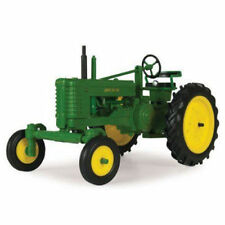 John Deere model BW 1/16th scale Die-cast metal replica vintage tractor