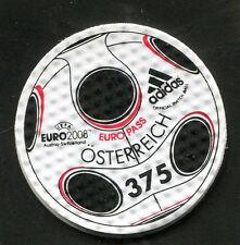 Austria - 2008  - Campionati Europei di Calcio - nuovo - MNH