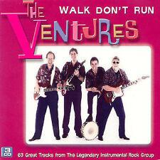 Walk Don't Run [3 Disc] by The Ventures (CD, Mar-2004, Castle Pulse)