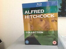 Alfred Hitchcock 3 Movie Collection Box Set (Blu-ray 3D, 3-Discs, Region-Free)
